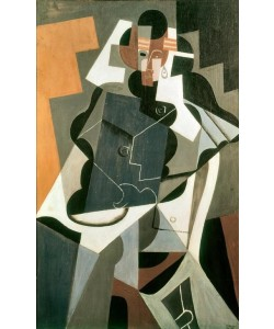 Juan Gris, Figure de femme