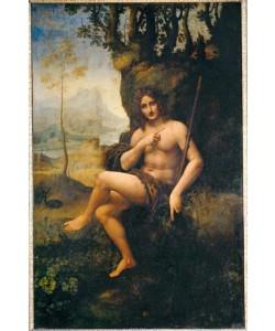 Leonardo da Vinci, Bacchus