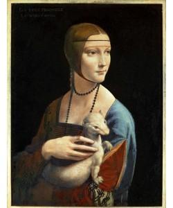 Leonardo da Vinci, Die Dame mit dem Hermelin
