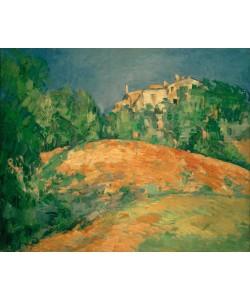 Paul Cézanne, Das Haus Bellevue auf dem Hügel