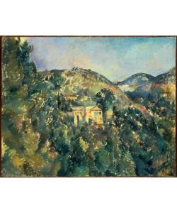 Paul Cézanne, La Colline des Pauvres