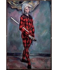 Paul Cézanne, Arlequin