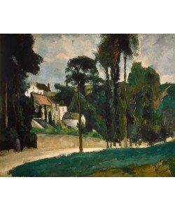 Paul Cézanne, Le Clos des Mathurins à Pontoise