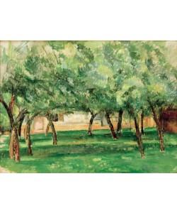 Paul Cézanne, Le clos normand