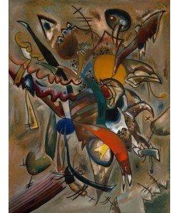 Wassily Kandinsky, Bild mit Spitzen (Komposition Nr. 234)
