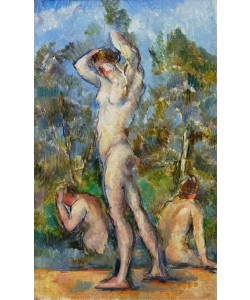 Paul Cézanne, Das Bad