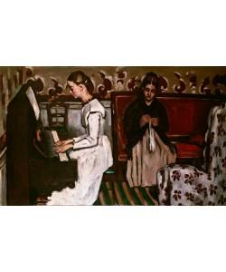Paul Cézanne, L'Ouverture de Tannhäuser