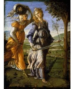 Sandro Botticelli, Rückkehr der Judith nach Bethulia