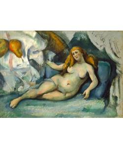 Paul Cézanne, Femme nue (Leda II?)