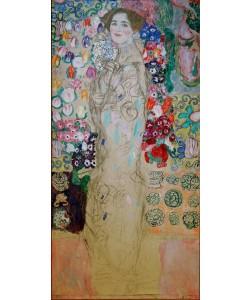 Gustav Klimt, Bildnis Ria Munk III