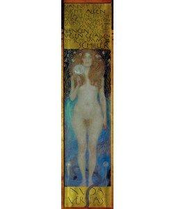 Gustav Klimt, Nuda Veritas