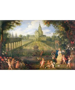 Jan Brueghel der Ältere, Flora
