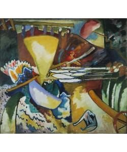 Wassily Kandinsky, Improvisation II