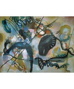 Wassily Kandinsky, Schwarzer Fleck