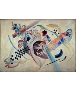 Wassily Kandinsky, Komposition Nr. 224 (Auf Weiss)