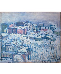 Wassily Kandinsky, Der Smolenski Boulevard (Wintertag)