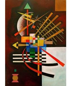 Wassily Kandinsky, Oben und links