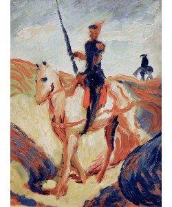August Macke, Don Quichotte