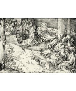 Albrecht Dürer, Christus am Ölberg