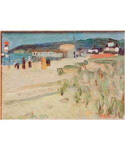 Wassily Kandinsky, Binz auf Rügen