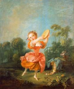 Francois Boucher, Die kleine Tänzerin