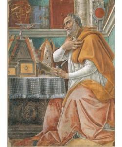 Sandro Botticelli, Der Heilige Augustinus