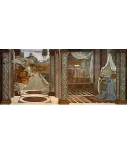 Sandro Botticelli, Verkündigung von S.Martino