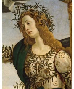 Sandro Botticelli, Minerva bändigt den Kentauren
