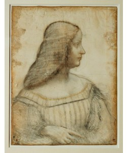 Leonardo da Vinci, Isabella d'Este
