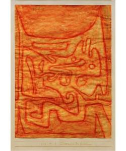 Paul Klee, Daemonie der Glut