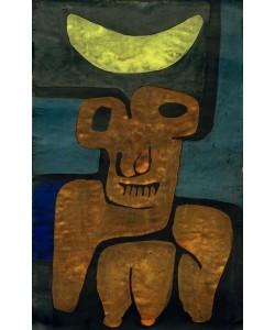 Paul Klee, Luna der Barbaren