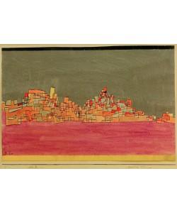 Paul Klee, Zweihügel Stadt
