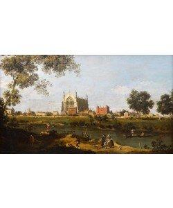 Giovanni Antonio Canaletto, Eton College