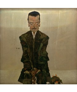 Egon Schiele, Bildnis Eduard Kosmack