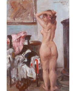 Lovis Corinth, Modellpause