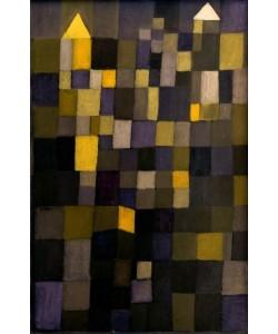 Paul Klee, Architektur