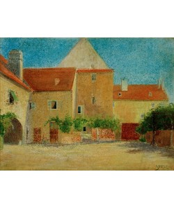 Egon Schiele, Schmiedehof
