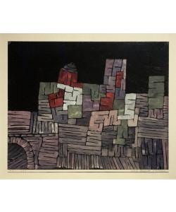 Paul Klee, Altes Gemäuer, Sizilien