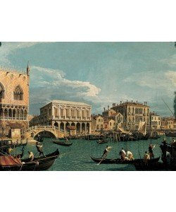 Giovanni Antonio Canaletto, La Mole vista desde San Marco