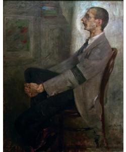 Lovis Corinth, Porträt Walter Leistikow