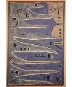 Paul Klee, Der Graue und die Küste