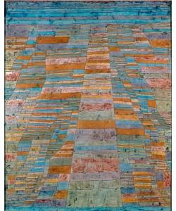 Paul Klee, Hauptund Nebenwege