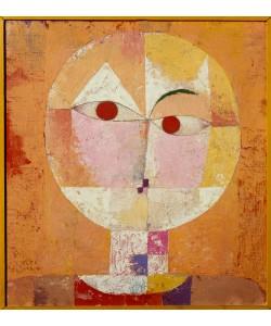 Paul Klee, Senecio (Baldgreis)