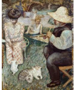 "Pierre Bonnard, ""L'après-midi bourgeoise"" / ""La famille Terrasse"""