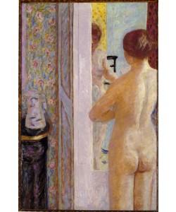 Pierre Bonnard, La toilette