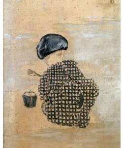 Pierre Bonnard, L'enfant au pâté de sable ou L'enfant au seau