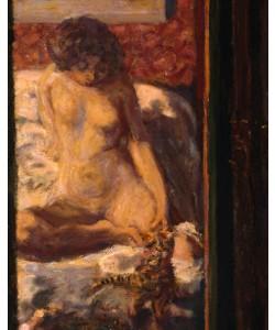 Pierre Bonnard, L'Homme et la femme