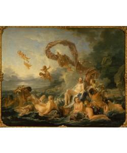 Francois Boucher, Triumph der Venus