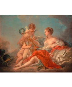 Francois Boucher, Allegorie der Musik