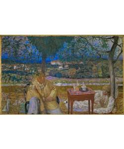 Pierre Bonnard, Conversation provencale
